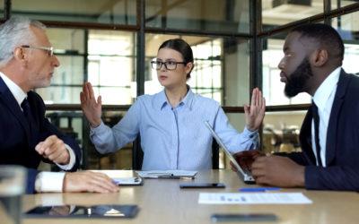 Conflict Improves Organizations